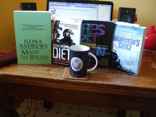 Four more books