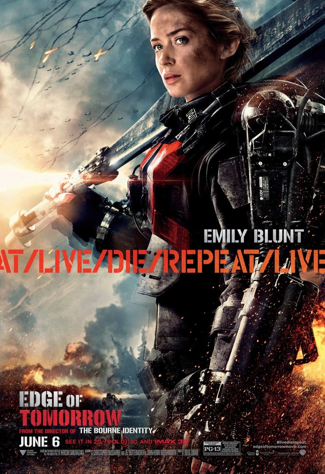 WHY DID WE NOT GET THE FILM WITH *HER* AS THE PROTAGONIST? WHY, HOLLYWOOD, WHY?