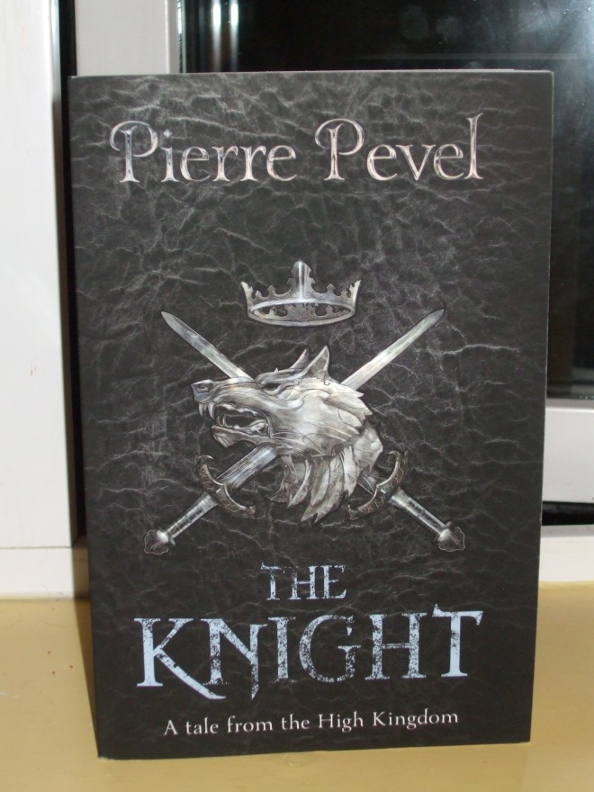 Pierre Pevel's THE KNIGHT, translated from the French.
