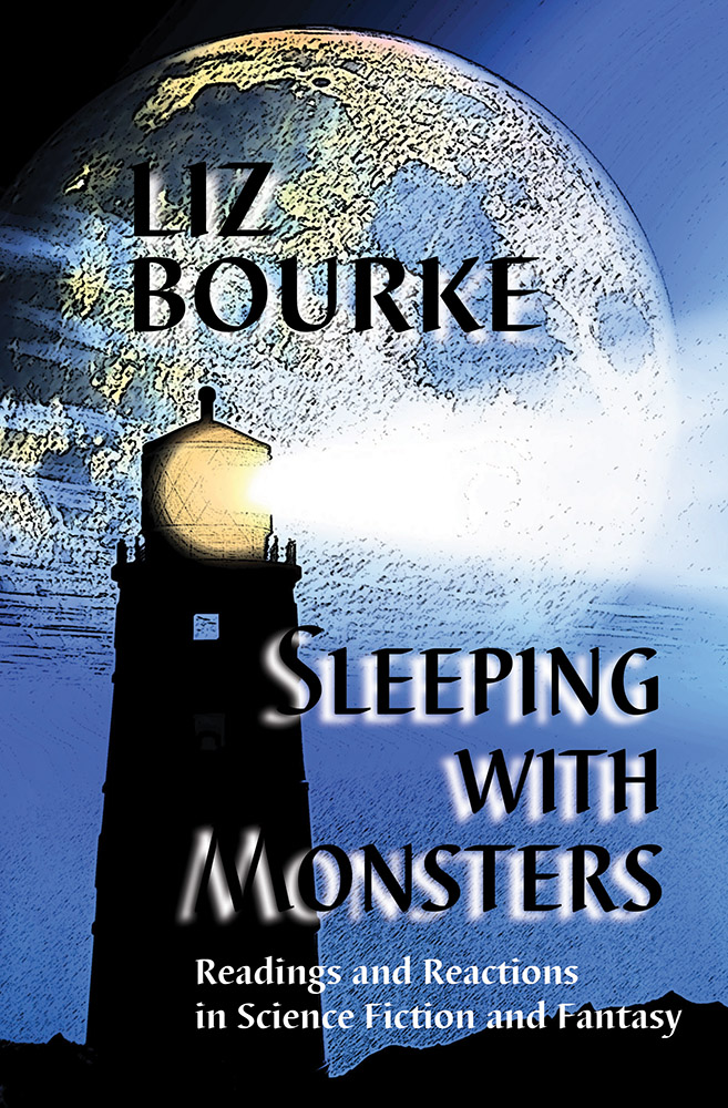 Cover image of SLEEPING WITH MONSTERS by Liz Bourke